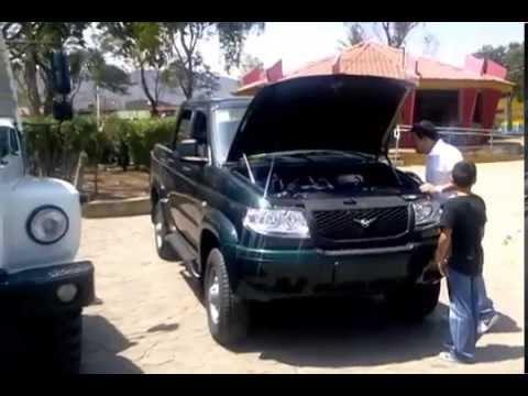 Feria Samtok Autos Rusos Jinotega Youtube