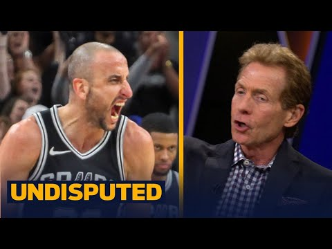 Skip Bayless reacts to Manu's performance against the Warriors in Game 4 | UNDISPUTED