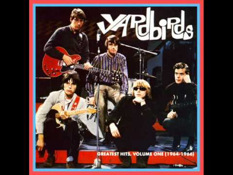 the yardbirds - Mister You're A Better Man Than I