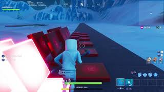 Marshmello - Alone (opening) in creative mode. Code: 7961-7875-6532! #Fortnite #FortniteBR