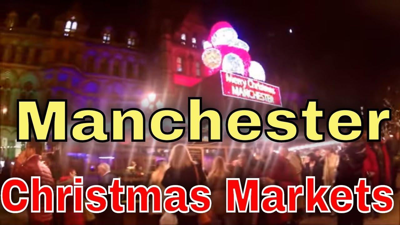 Manchester Christmas Markets 2015