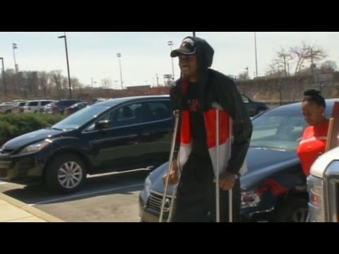 Kevin Ware returns to Louisville