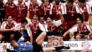 Bundesliga Saison 2004 - 2005 *** Bundesliga Klassiker - Fussball Station