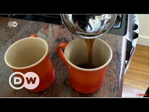 Kahveye kanser uyarısı zorunluluğu - DW Türkçe