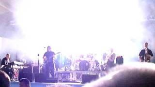 Steve Hackett Inowrocław 12.09.09 (Inorock Festival) cz1