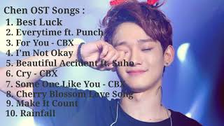 CHEN'S OST SONGS
