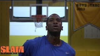 Michael Kidd-Gilchrist 2012 NBA Draft Workout - Charlotte Bobcats #2 Pick