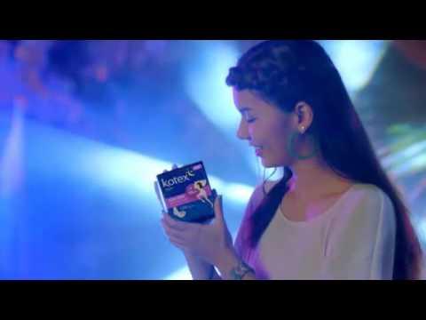 Kotex Style Ban Đêm 9 giờ chống tràn – Suốt đêm bảo vệ