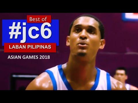 Best Of Jordan Clarkson Gilas Pilipinas Vs China Asian Games 2018