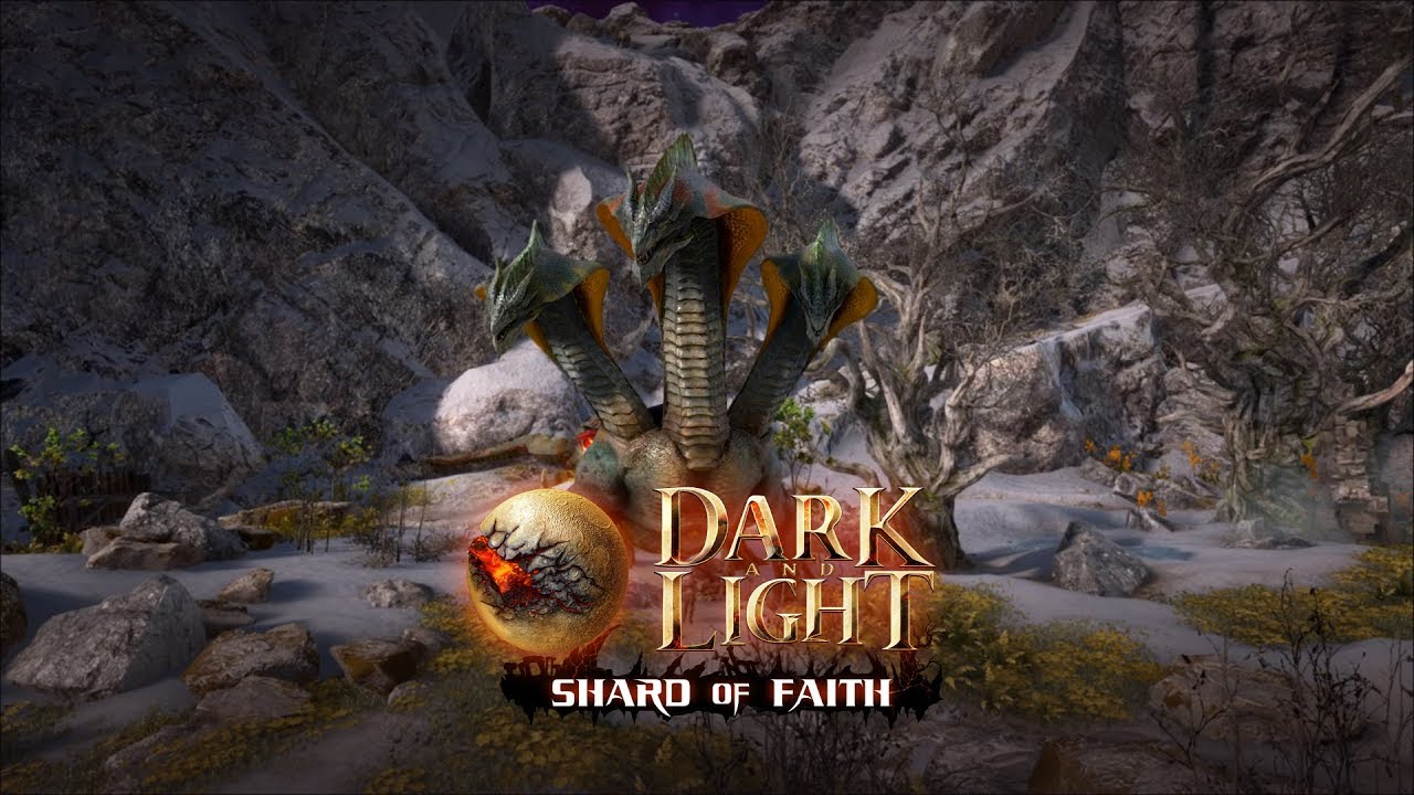 Dark and Light - Shard of Faith - Zmei Teaser