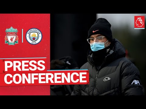 Jürgen Klopp's pre-match press conference | Man City