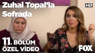 Seher Hanım'ın yemekleri yorumlanıyor...  Zuhal Topal'la Sofrada 11. Bölüm