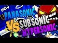 Panasonic VS Subsonic VS Hypersonic Geometry Dash 2 1 mp3