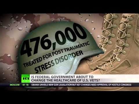 US government to reform veterans health care?