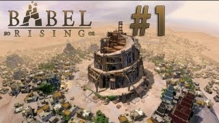 Babel Rising - Walkthrough - Part 1 - Foundations (PC/X360/PS3) [HD]