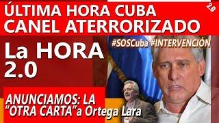 CUBA: CANEL RECULA - LA OTRA CARTA A ORTEGA LARA