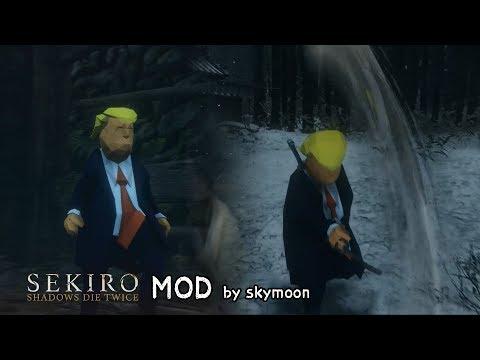 sekiro-mod---trump-mod