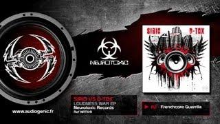 Video SIRIO VS D-TOX - B2 - FRENCHCORE GUERILLA - LOUDNESS WAR - NRTX41 download MP3, 3GP, MP4, WEBM, AVI, FLV Juni 2017