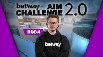 Rob4 Plays Aim Challenge 2.0