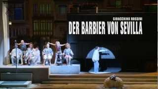 DER BARBIER VON SEVILLA DEUTSCHE OPER BERLIN Inszenierung Katharina Thalbach