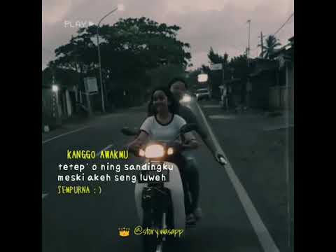 Story Wa Sedih Ambyar Mencintai Dalam Sepi Part2 Youtube