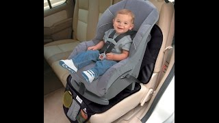 Review:  Summer Infant DuoMat for Car Seat, Black