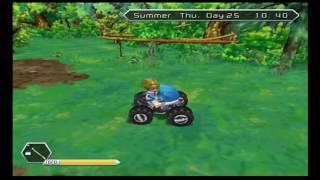 Innocent Life: A Futuristic Harvest Moon  (Blind) Stream 05