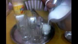 Cold Mild Sweet Or Salty Lassi Prepared By Mom  !!