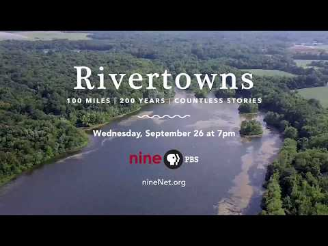 Rivertowns: 100 Miles, 200 Years, Countless Stories Promo