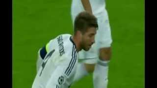 Sergio Ramos fue Juanito