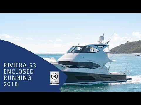 Riviera 53 Enclosed Whitsundays