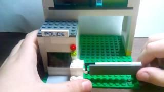 """Мои самоделки """"Полицейский участок""""-#5"""
