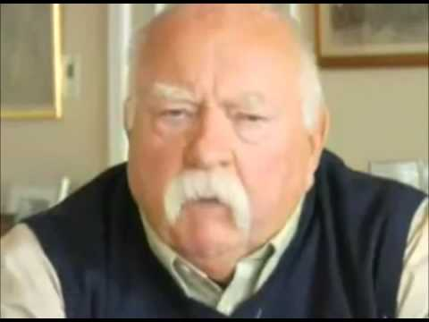Wilford Brimley Will Help You Die