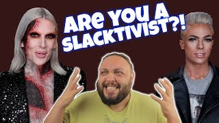 Jeffree Star Calls Out Slacktivist Beauty Community with Cole Carrigan