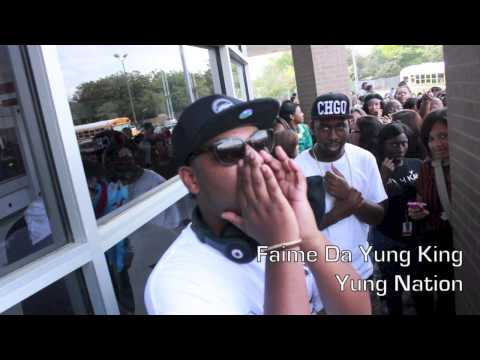 Yung Nation: Nationed Out Ep. 1 (Voter Drive, Sam Houston High School, Pee Wee Game)