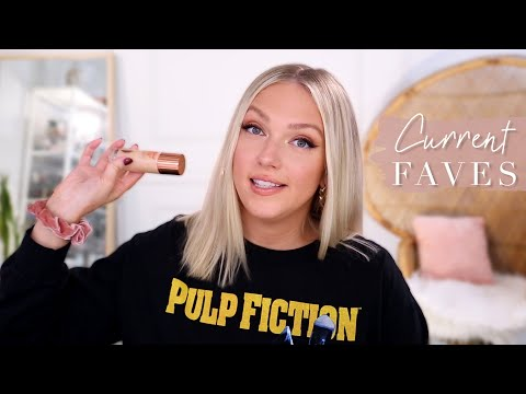 Products I'm Loving Right Now! | CURRENT FAVORITES thumbnail