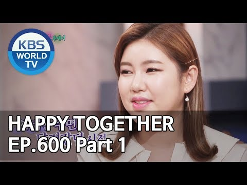 Happy Together I 해피투게더 - Sul Woon Do, Kim Yonja, Song Gain, Jang Minho Part 1 [ENG/2019.08.15]