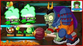 Растения против зомби Plants vs zombies 7 От Фаника