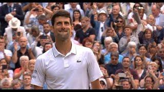 Wimbledon 2019 | Istorijski Taj-Brejk, Đoković Šampion i Pogled Koji Sve Govori | SPORT KLUB Tenis