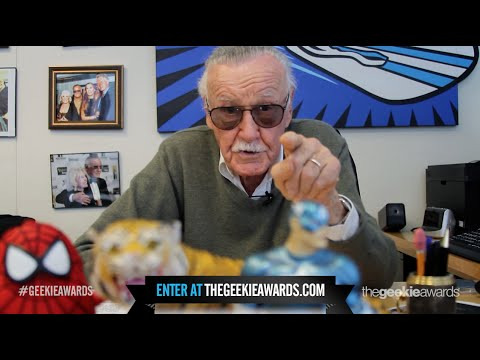 Stan Lee Wants YOU to Enter The Geekie Awards