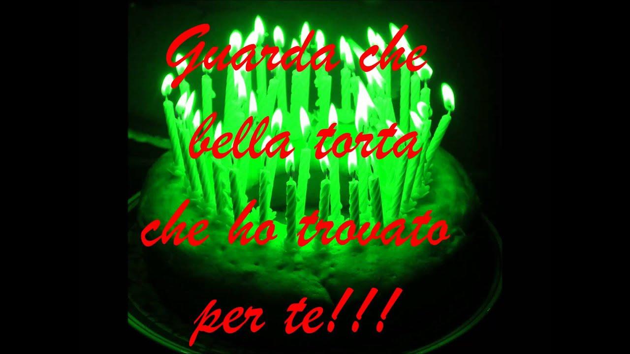 Auguri Di Buon Compleanno E Una Canzone Per Te
