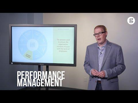 The HR Model: Performance Management