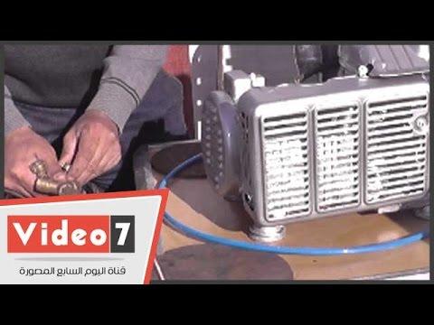 اليوم السابع : بالفيديو.. مصرى يبتكر جهازا لتحويل المياه إلى وقود