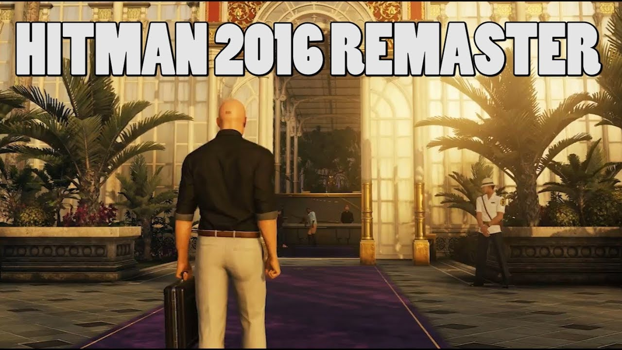 HITMAN 2 Gets all Hitman 2016 maps!