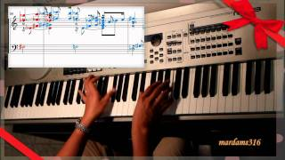 Nothings Gonna Change My Love  (Piano Solo)