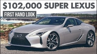 Top 7 Things You Never Knew About The $102,000 Lexus LC 500