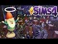 PLOTTING GNOMES - Sims 4 Enchanted Ep.4