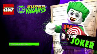 LEGO DC SUPER-VILLAINS Gameplay - Are We The Baddies? (E3 2018)