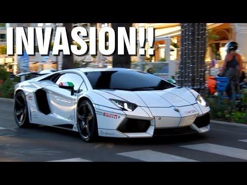 [VLOG] On est à Dubaï ou à Cannes?! Carspotting de fou!