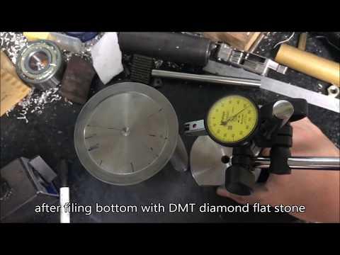DIY, master square cylinder